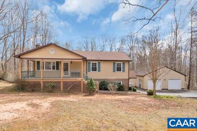 Barboursville Single Family Home For Sale: 1634 Ridgeway Dr