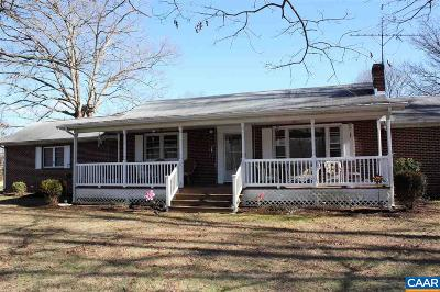 Single Family Home For Sale: 3532 Diggstown Rd