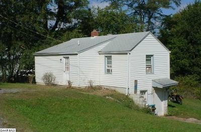 Staunton VA Single Family Home For Sale: $42,500