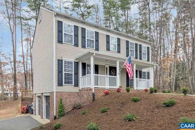 Albemarle County Single Family Home For Sale: 2000 Locke Ln