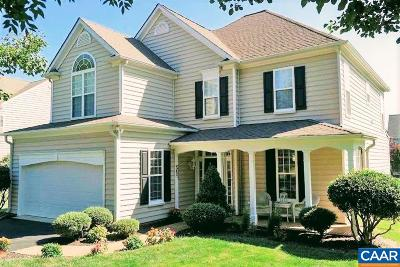 Albemarle County Single Family Home For Sale: 262 Grayrock Dr