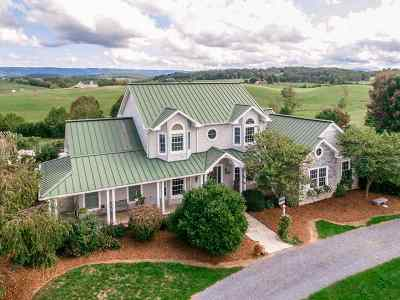 Rockingham County Farm For Sale: 14664 American Legion Dr #F