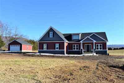 Augusta County Single Family Home For Sale: Blissful Ln