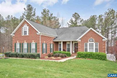 Louisa County Single Family Home For Sale: 157 Whispering Woods Pl