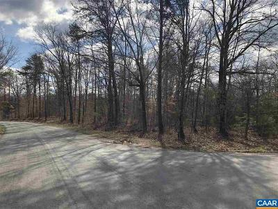 Buckingham County Lots & Land For Sale: Rock Island Rd