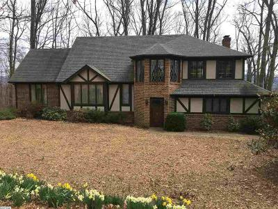 Augusta County Single Family Home For Sale: 214 Hickory Hill Ln