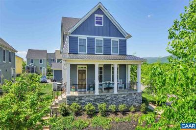 Albemarle County Single Family Home For Sale: 432 Penny Well Ct