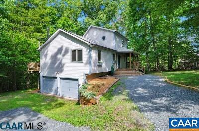 Lake Monticello Single Family Home For Sale: 4 Nutwood Cir