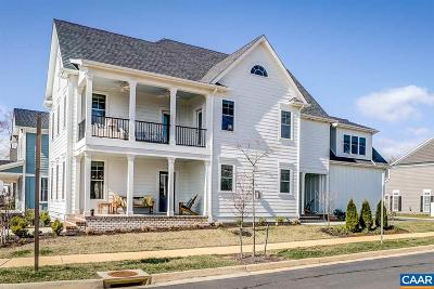 Albemarle County Single Family Home For Sale: 5327 Ashlar Ave