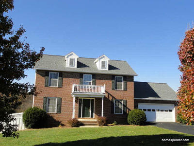 Rockingham County Single Family Home For Sale: 752 Boyers Rd