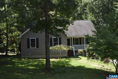 Fluvanna County Single Family Home For Sale: 40 Bridlewood Dr