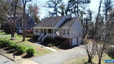 Charlottesville  Single Family Home For Sale: 1426 Grove Rd