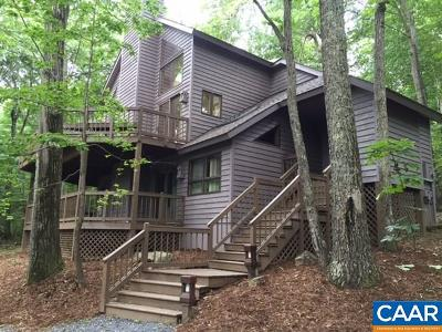 Wintergreen Single Family Home For Sale: 36 Weeping Rock Ln