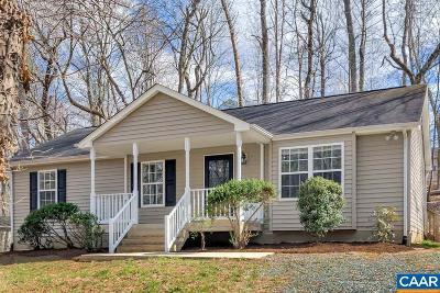 Fluvanna County Single Family Home For Sale: 11 Landing Ct