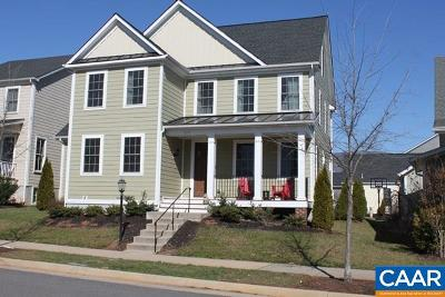 Crozet Single Family Home For Sale: 5657 Upland Dr