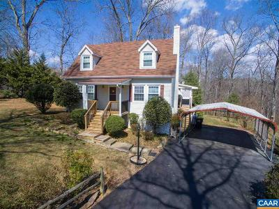 Greene County Single Family Home For Sale: 366 Mohican Trl