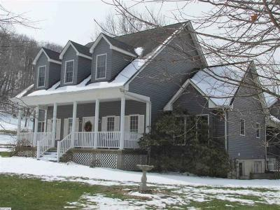 Staunton Single Family Home For Sale: 169 Sleepy Hollow Trl