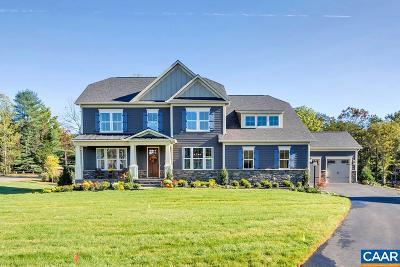 Charlottesville Single Family Home For Sale: 73e Owl Creek Ct