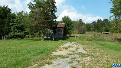 Louisa Lots & Land For Sale: 8015 Shannon Hill Rd