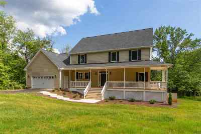 Albemarle County Single Family Home For Sale: Lot 46 Cornwall Rd
