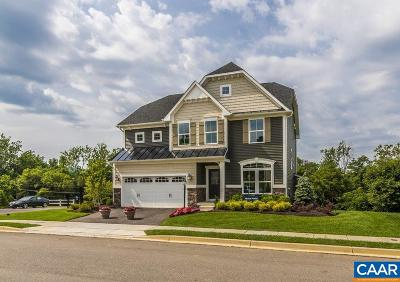 Albemarle County Single Family Home For Sale: 2 Sun Valley Dr