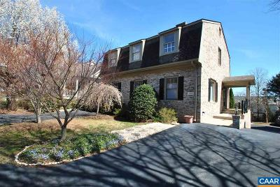 Albemarle County Single Family Home For Sale: 1125 Marion Dr