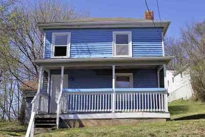 Staunton Single Family Home For Sale: 635 Stuart St