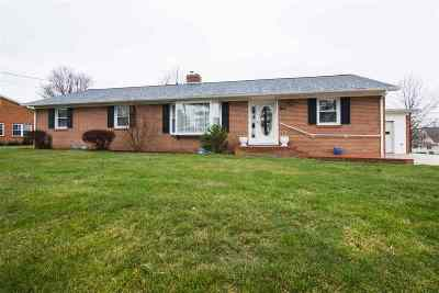 Rockingham County Single Family Home For Sale: 150 Sunset Dr