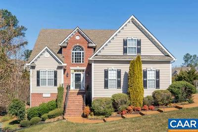 Louisa County Single Family Home For Sale: 71 Branch Ln