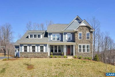 Albemarle County Single Family Home For Sale: 1582 Kendra St