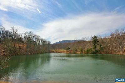 Nelson County Lots & Land For Sale: 23 Stoney Creek West