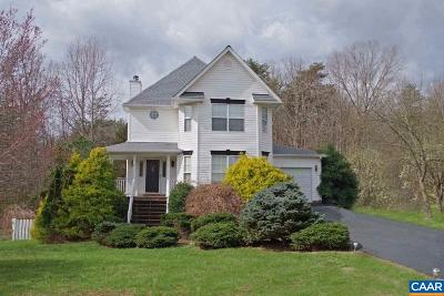 Single Family Home For Sale: 288 Oak View Rd