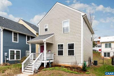 Charlottesville Single Family Home For Sale: 508 Paton St