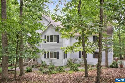Fluvanna County Single Family Home For Sale: 5 Westham Ct