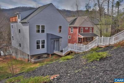 Charlottesville Single Family Home For Sale: 1381 Willow Lake Dr