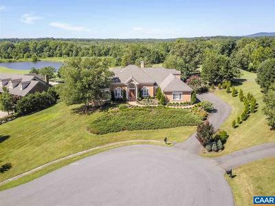 Albemarle County Single Family Home For Sale: 1362 Sandown Ln
