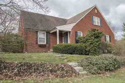 Harrisonburg Single Family Home For Sale: 1205 Hillcrest Dr