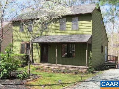 Palmyra Single Family Home For Sale: 7 Clark Ct