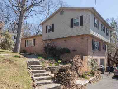 Harrisonburg Single Family Home For Sale: 1180 Nelson Dr