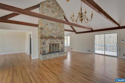 Albemarle County Single Family Home For Sale: 5639 Markwood Rd