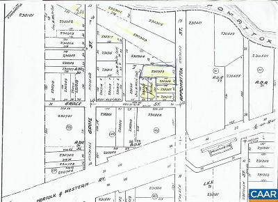 Lots & Land For Sale: 3rd W Appomattox St