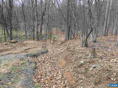 Nelson County Lots & Land For Sale: 299 Crawfords Climb