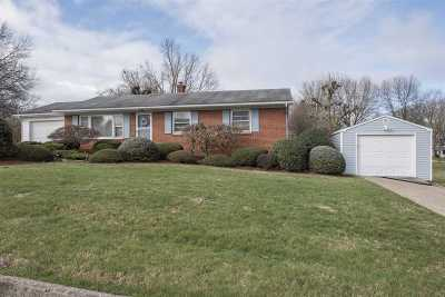 Harrisonburg Single Family Home For Sale: 331 Hillandale Ave