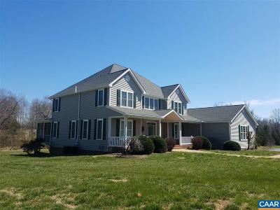 Tanyard Single Family Home For Sale: 315 Club Rd