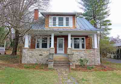 Shenandoah County Single Family Home For Sale: 414 Main St