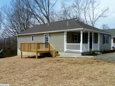 Single Family Home For Sale: 916 Frye St