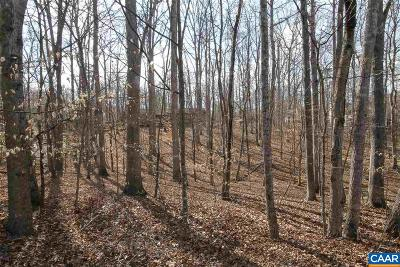 Fluvanna County Lots & Land For Sale: 28 Long Leaf Ln