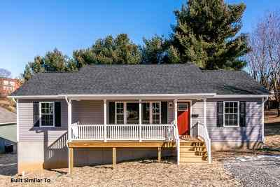 Rockingham County Single Family Home For Sale: 3 C St