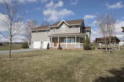 Rockingham County Single Family Home For Sale: 5894 Thompson Rd