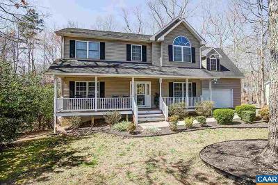 Fluvanna County Single Family Home For Sale: 13 Pinehurst Rd